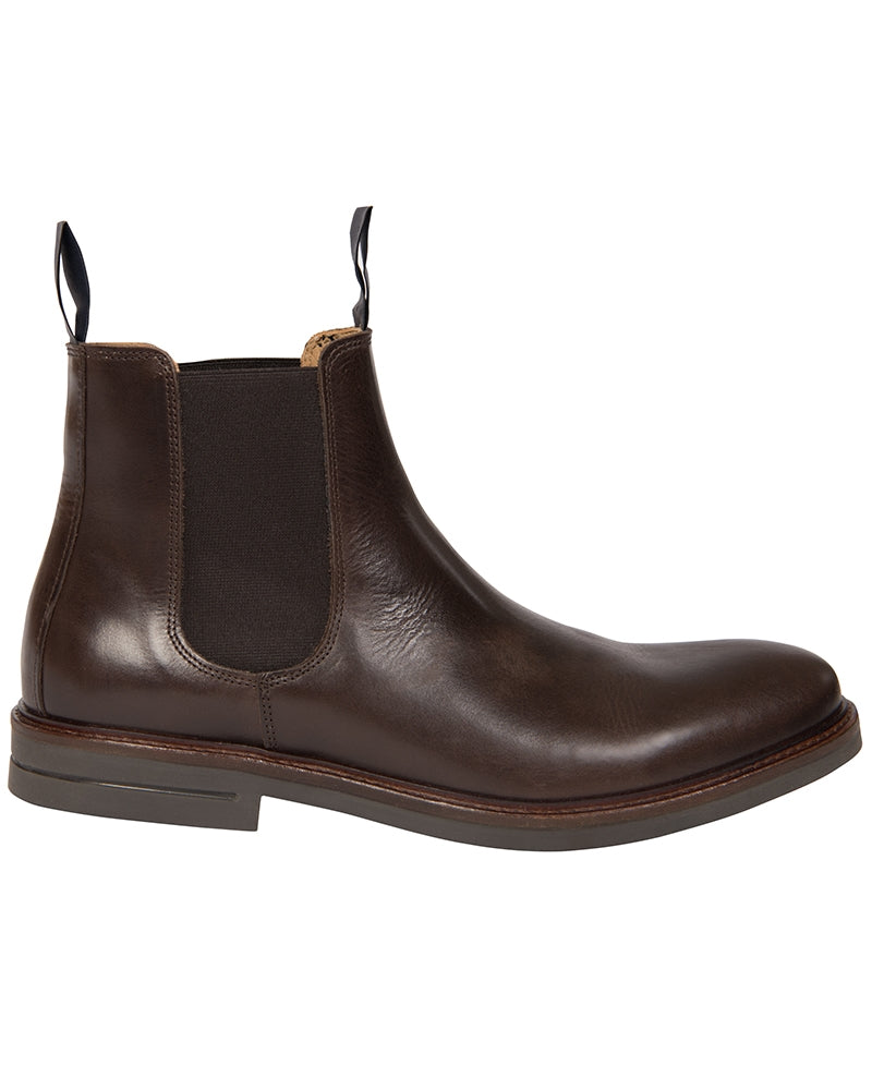 Berkeley Chelsea Leather Boots