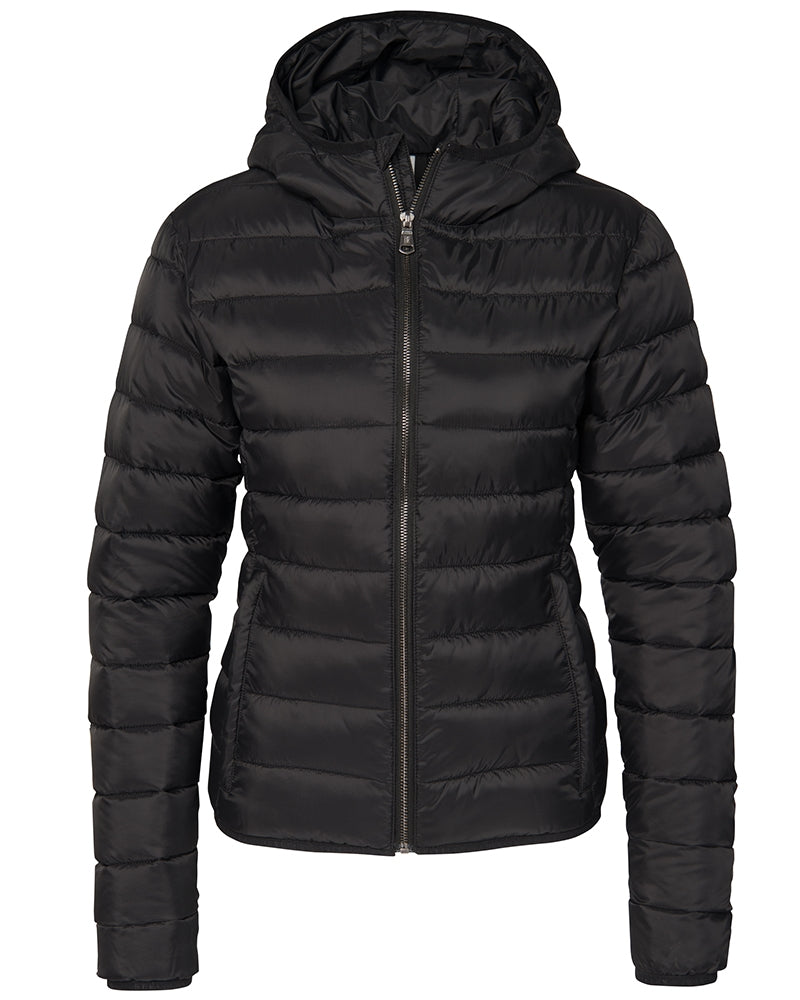 Berkeley W's Alford Hooded Jacket