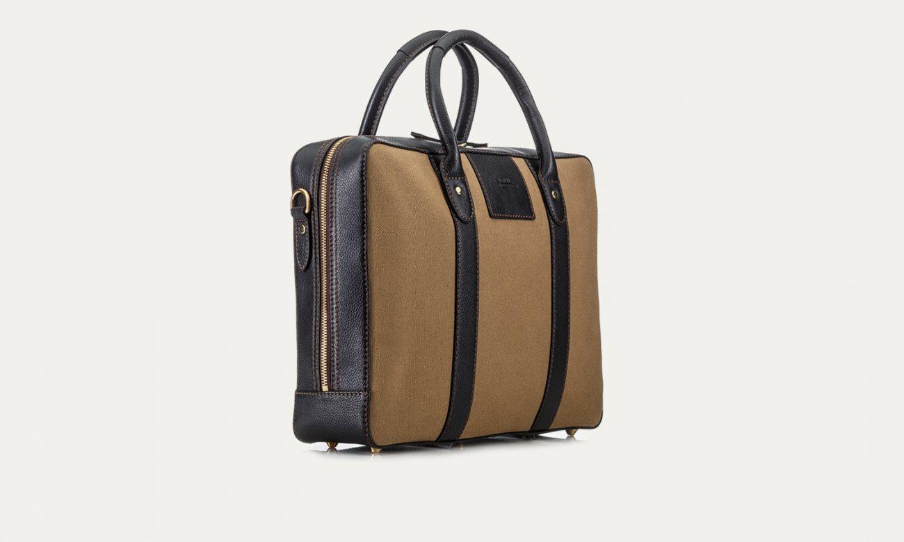 Baron Canvas Computer Tote-Bags-Classic fashion CF13-Classic fashion CF13