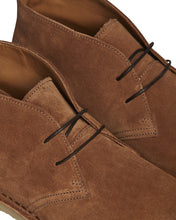Load image into Gallery viewer, Berkeley - Gobi Desert Suede Boot Cognac