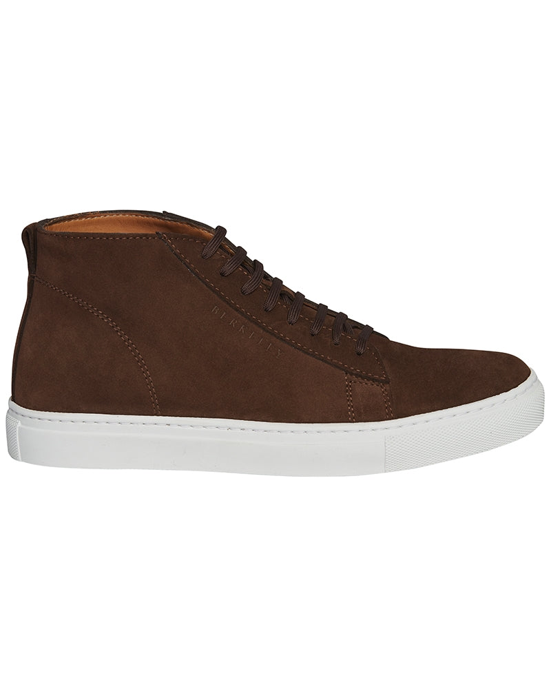 Berkeley - W's Sunny Suede High Top Sneaker