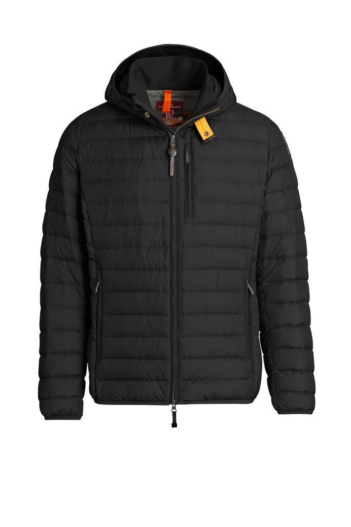 PARAJUMPERS SUPER LIGHTWEIGHT LAST MINUTE BLACK