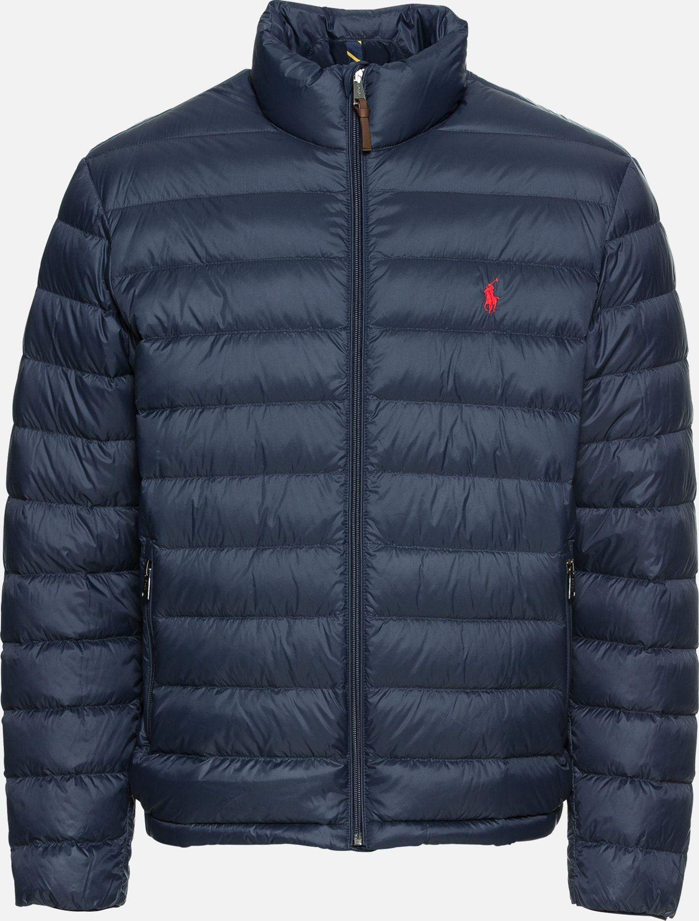 Polo Ralph Lauren Packable Quilted Down Coat-Jacket-Ralph Lauren-XS-Aviator Navy-Classic fashion CF13