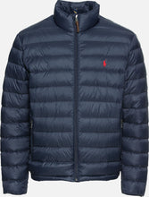 Load image into Gallery viewer, Polo Ralph Lauren Packable Quilted Down Coat-Jacket-Ralph Lauren-XS-Aviator Navy-Classic fashion CF13