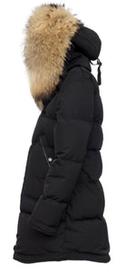 Cedrico Monet Parka Jacket-Jackets-Classic fashion CF13-Classic fashion CF13