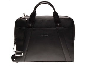 J. Lindeberg Male Computer Bag-Bags-Classic fashion CF13-Black-Classic fashion CF13
