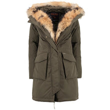 Load image into Gallery viewer, WOOLRICH PARKA 'W'S MILITARY'-Jacket-Woolrich-Classic fashion CF13