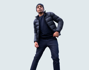 Cross|Sportswear - M Light Down Jacket Black