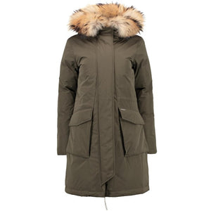 WOOLRICH PARKA 'W'S MILITARY'-Jacket-Woolrich-S-MILITARY-Classic fashion CF13