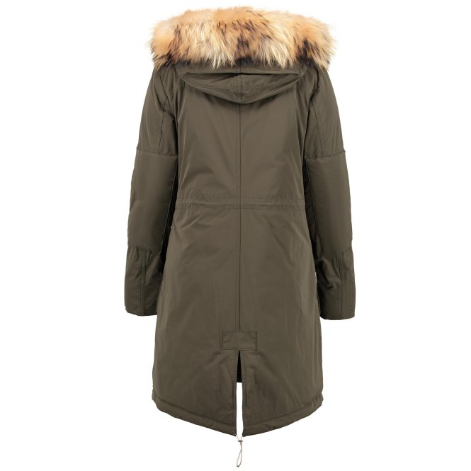 WOOLRICH PARKA 'W'S MILITARY'-Jacket-Woolrich-Classic fashion CF13