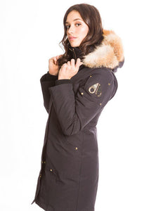 Moose Knuckles Fond Du Lac Parka Jacket-Jackets-Classic fashion CF13-Classic fashion CF13