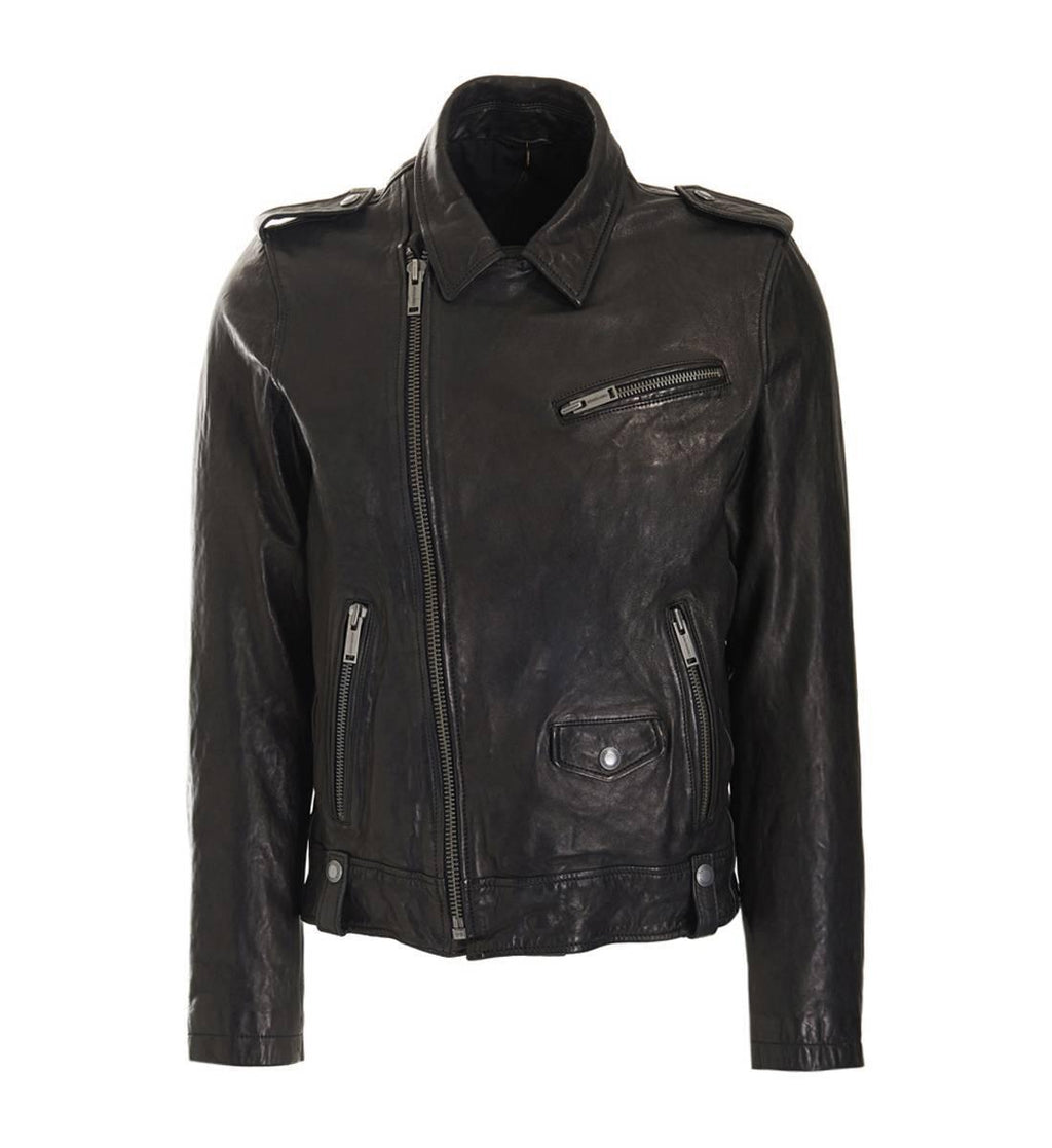 Chevignon leather jacket-Jackets-Chevignon-Classic fashion CF13