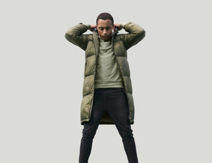 Cross|Sportswear - M Light Down Coat Lichen Green