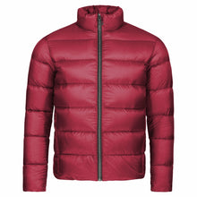 Load image into Gallery viewer, Cross|Sportswear - M Light Down Jacket Rumba Red