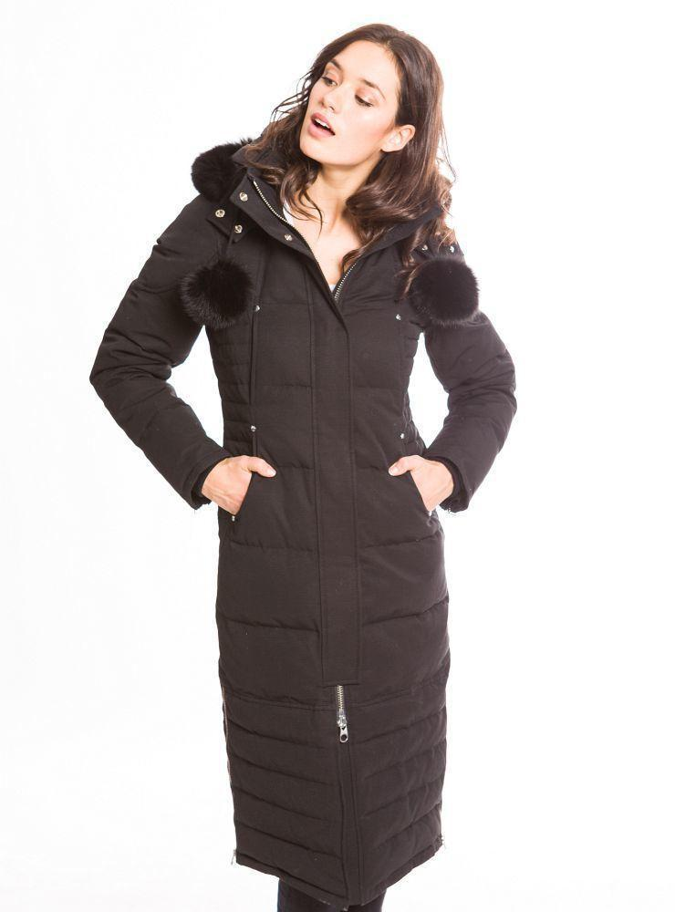 Moose Knuckles Saskatchewan Parka Jacket-Jackets-Classic fashion CF13-XS-Black-Classic fashion CF13
