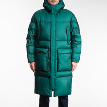 Load image into Gallery viewer, Cross|Sportswear - Unisex Down Coat Evergreen