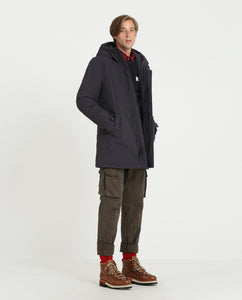 Woolrich Stretch Military Parka-Jacket-Woolrich-Classic fashion CF13
