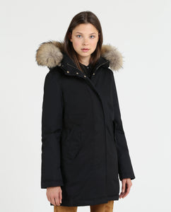 Woolrich Tiffany Parka-Jacket-Woolrich-XS-BLACK-Classic fashion CF13