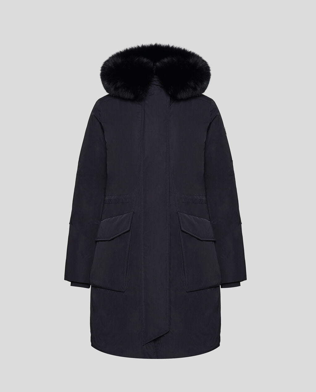Woolrich Military Parka Fox