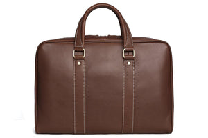 HANDCRAFTED FULL GRAIN GENUINE LEATHER-Bags-Classic Fashion CF13-Classic fashion CF13