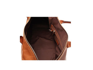 Saddler Åre Weekend Bag-Bags-Classic fashion CF13-Brown-Classic fashion CF13