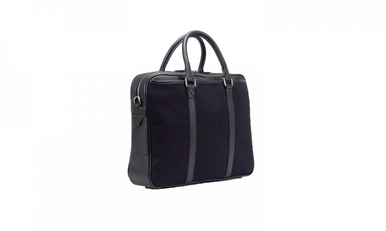 Baron Canvas Laptop Bag-Bags-Classic fashion CF13-Classic fashion CF13