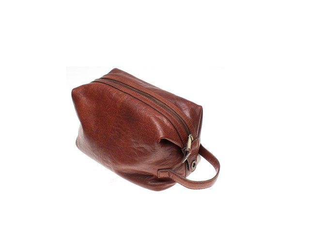 Saddler Bond Street Wash Bag-Bags-Classic fashion CF13-Classic fashion CF13
