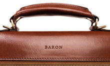 Load image into Gallery viewer, Baron Classic Leather Briefcase-Bags-Classic fashion CF13-Classic fashion CF13