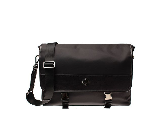 J. Lindeberg Messenger Bag-Bags-Classic fashion CF13-Black-Classic fashion CF13