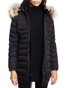 Cedrico Monet Light W-Jacket-Cedrico-XL-Black-Classic fashion CF13