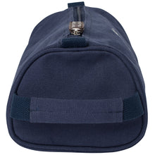 Load image into Gallery viewer, Berkeley Chesham Canvas Wash Bag-Bags-Classic fashion CF13-Navy-Classic fashion CF13
