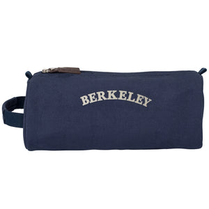 Berkeley Chesham Canvas Wash Bag-Bags-Classic fashion CF13-Navy-Classic fashion CF13