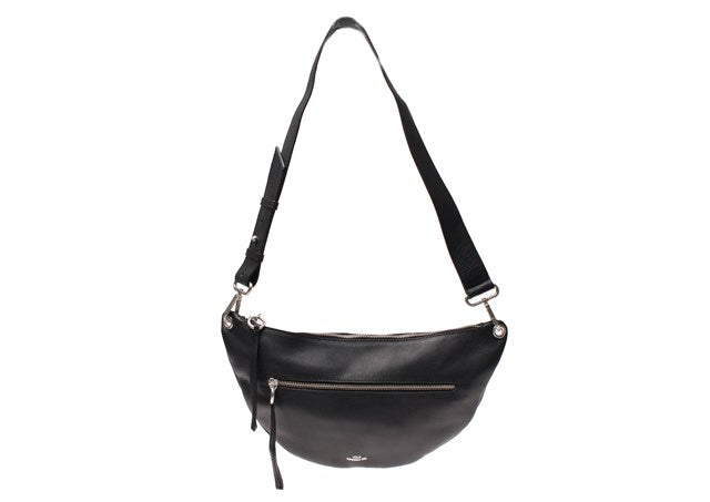 Saddler Chicago Crossbody Bag-Bags-Classic fashion CF13-Black-Classic fashion CF13