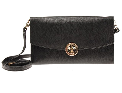 Morris Zarah Clutch Bag-Bags-Classic fashion CF13-Black-Classic fashion CF13