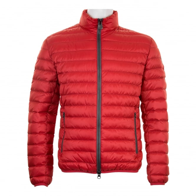COLMAR Light Mens Down Jacket-Jackets-Colmar-s-Red-Classic fashion CF13