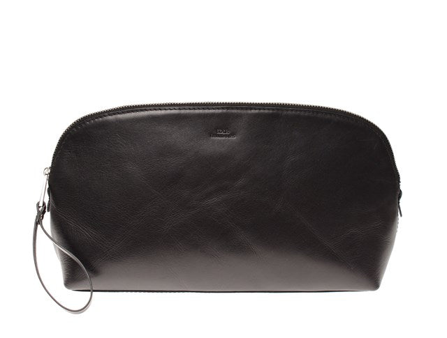 Saddler Battersea Wash Bag-Bags-Classic fashion CF13-Black-Classic fashion CF13