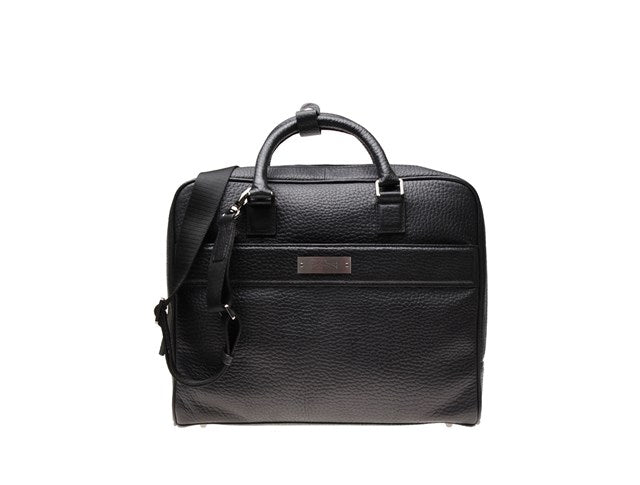 Oscar Jacobson Male Computer Bag-Bags-Classic fashion CF13-Black-Classic fashion CF13