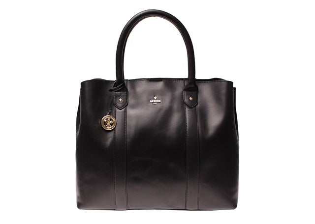 Morris Kate Tote Bag-Bags-Classic fashion CF13-Black-Classic fashion CF13