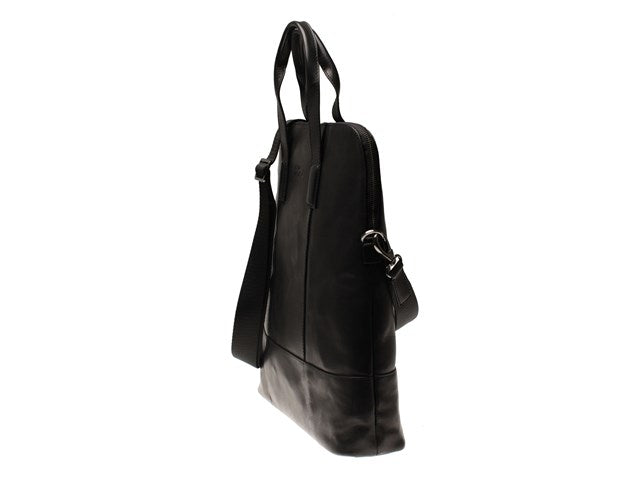 Oscar Jacobson Male Shopper Bag-Bags-Classic fashion CF13-Black-Classic fashion CF13