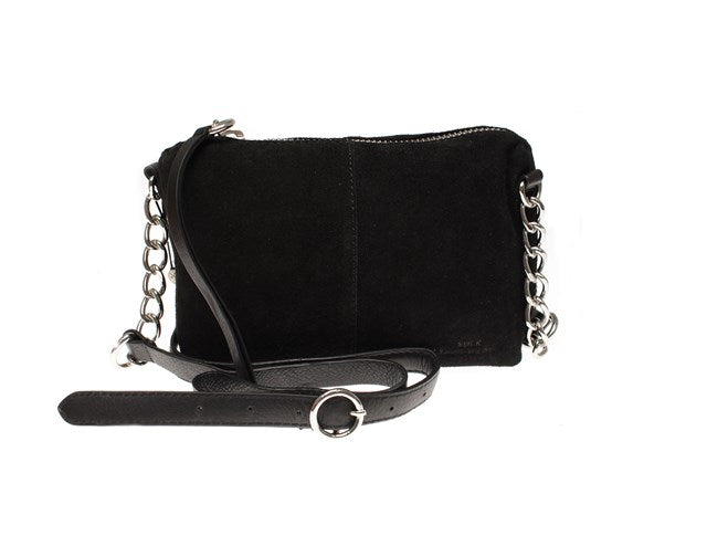 Saddler Milano Crossbody Bag-Bags-Classic fashion CF13-Black-Classic fashion CF13