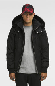 Moose Knuckles Canuk Jacket-Jackets-Classic fashion CF13-XL-Black-Classic fashion CF13