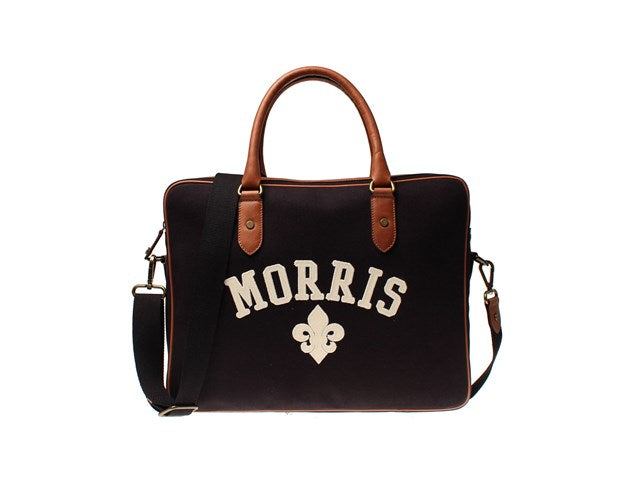 Morris James Male Computer Bag-Bags-Classic fashion CF13-Navy-Classic fashion CF13