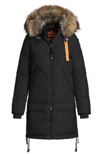 Parajumpers Long Bear Jacket-Jackets-Classic fashion CF13-S-Black-Classic fashion CF13