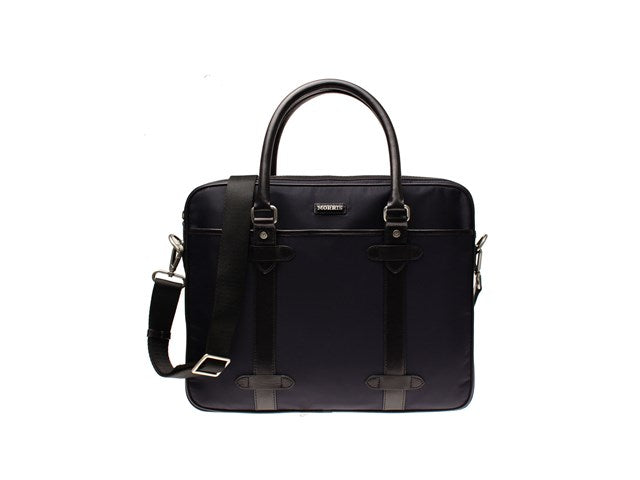 Morris Nick Male Computer Bag-Bags-Classic fashion CF13-Navy-Classic fashion CF13