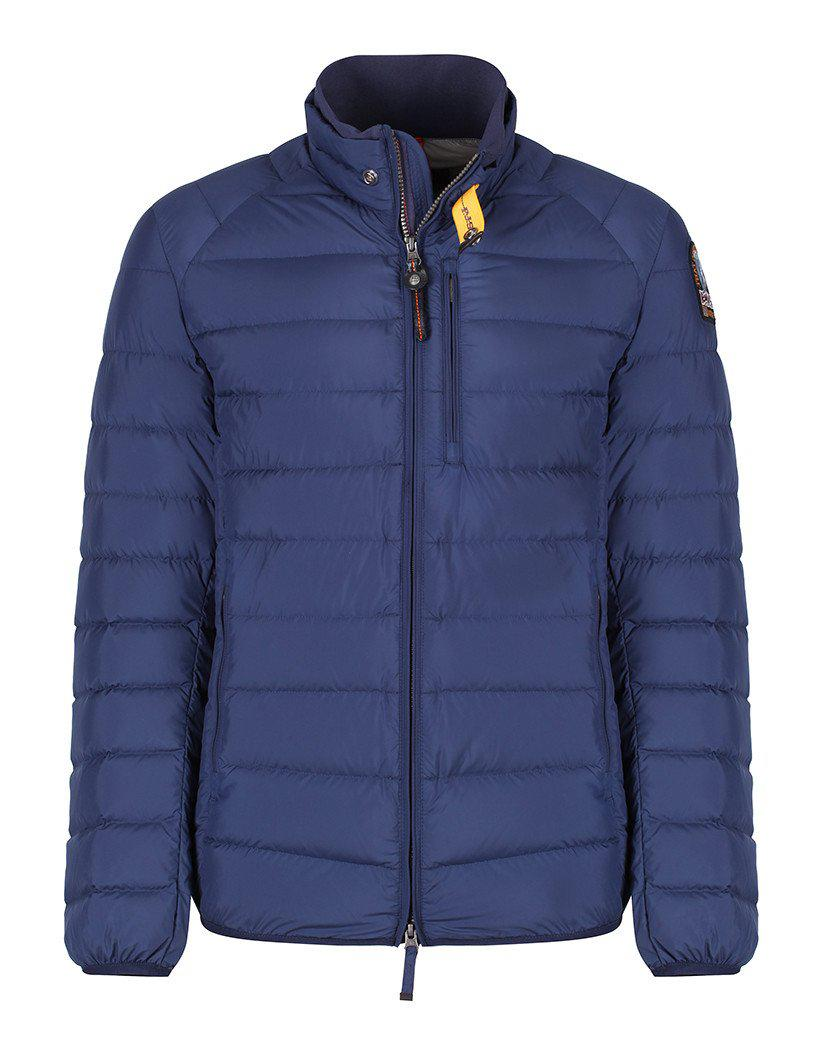 Parajumpers Ugo Puffer Jacket-Jackets-Classic fashion CF13-S-Indigo-Classic fashion CF13