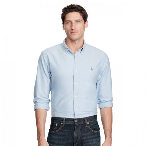 Ralph Lauren Oxford Shirt-Shirt-Ralph Lauren Oxford Shirt-Classic fashion CF13
