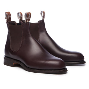 RM Williams Wentworth Shoes-Shoes-Classic fashion CF13-40-Chestnut-Classic fashion CF13