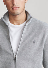 Load image into Gallery viewer, Polo Ralph Lauren Cotton Half-Zip Jumper