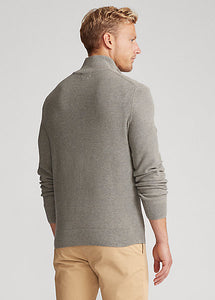 Polo Ralph Lauren Cotton Half-Zip Jumper
