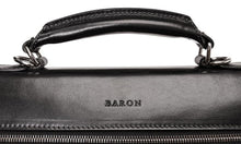 Load image into Gallery viewer, Baron Small Leather Briefcase-Bags-Classic fashion CF13-Classic fashion CF13